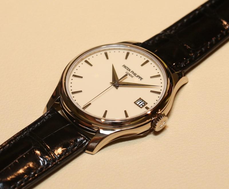 Patek Philippe Calatrava 5227 Hand Controlled Watch The Perfect